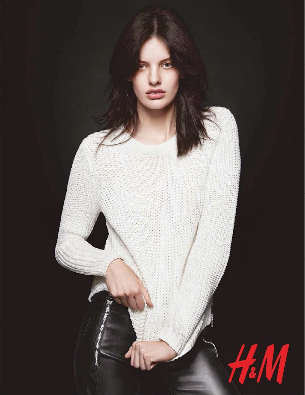 H&M Fall Winter 2014 Ad Campaign