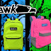 Hawk Bag: NEON is the new COLOR