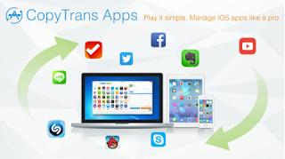 CopyTrans Apps iPhone
