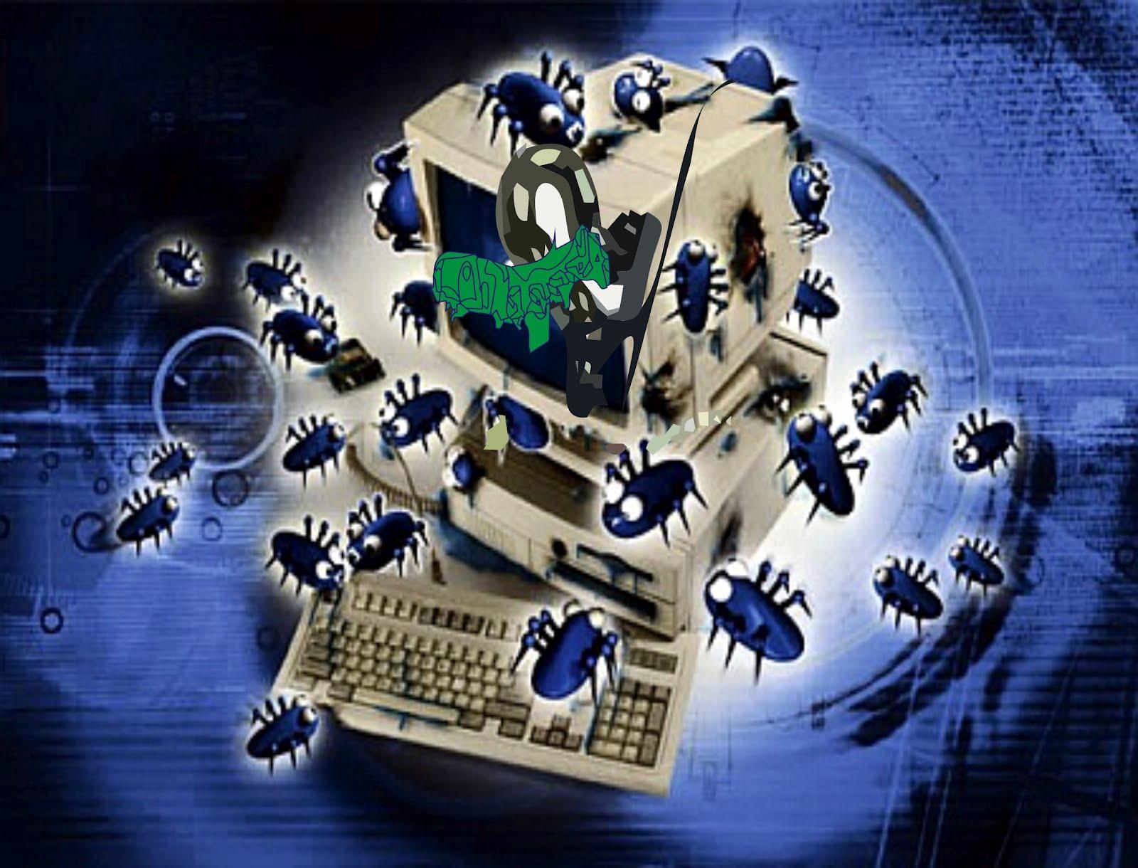 Комментарий к записи Вирус и бесплатная программа его удаления. View all p