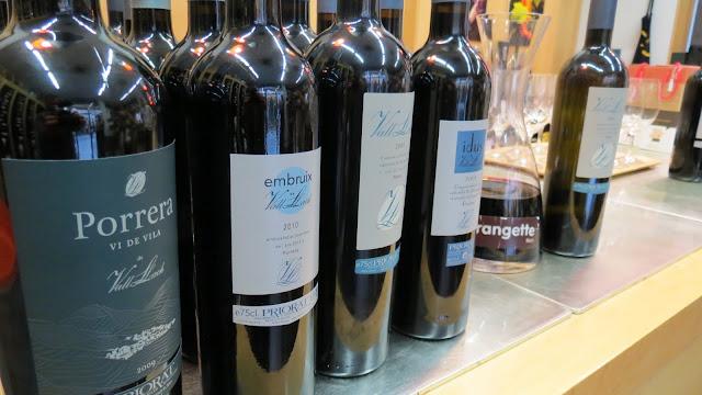 Celler Vall Llach i Presentació del Porrera Vi de Vila