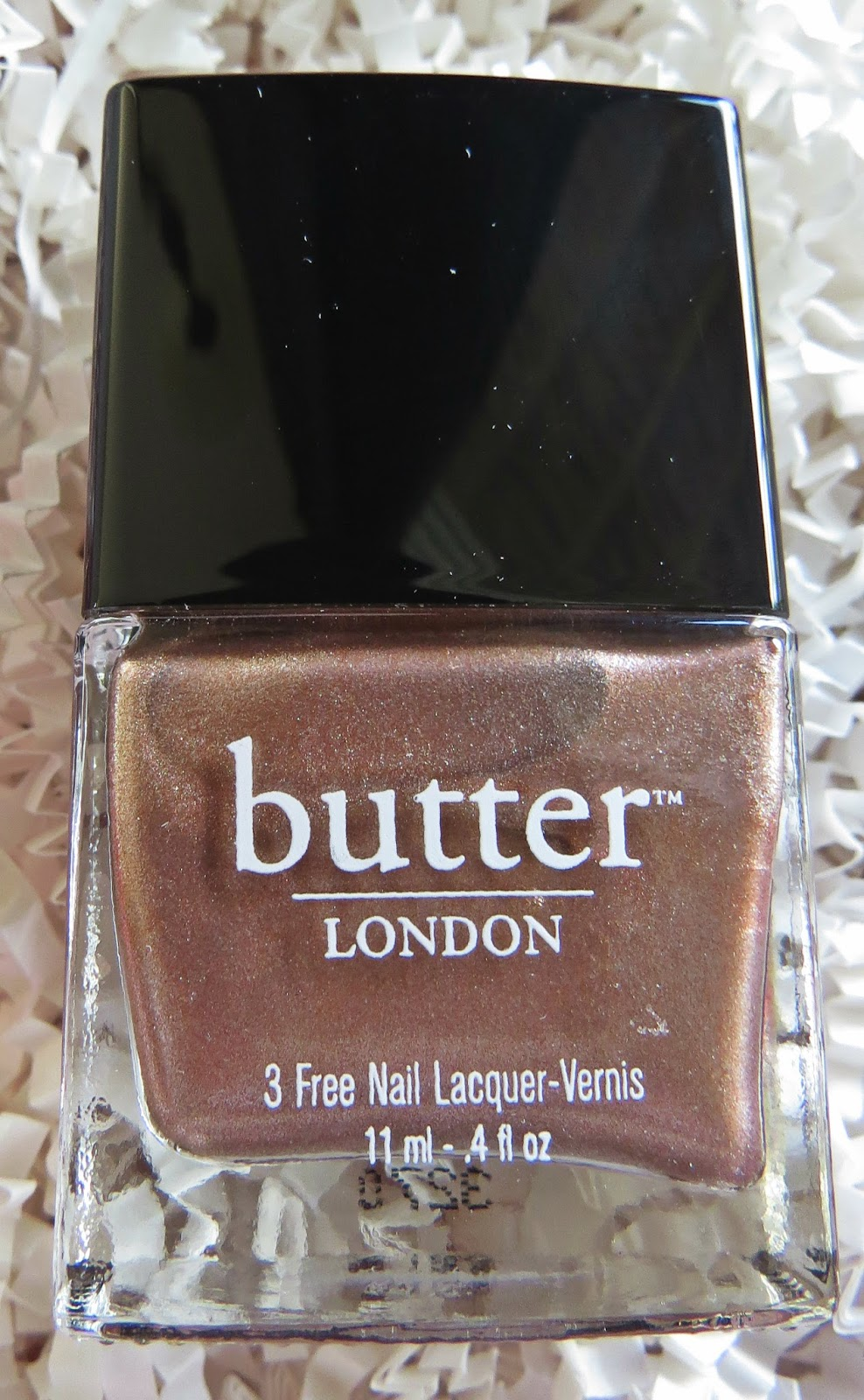 Butter London Nail Lacquer, Champers