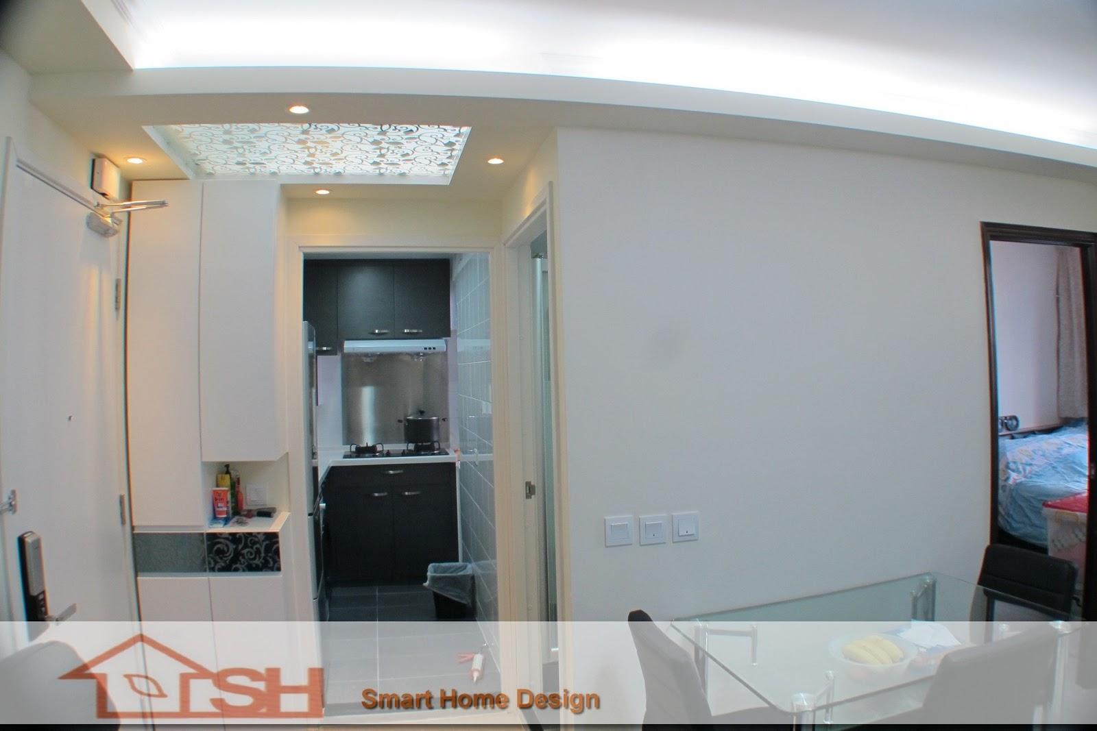 Smart home design for Badezimmer 4 x 2