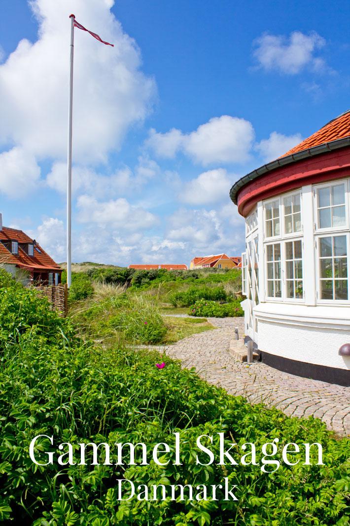 Amalie loves Denmark Ruths Hotel, Gammel Skagen