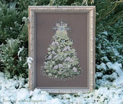 Mirabilia Christmas tree