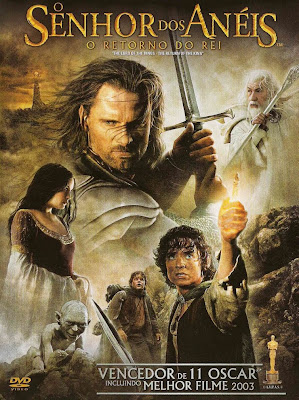 O Senhor dos Anéis: O Retorno do Rei - DVDRip Dual Áudio
