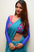 Anaika soti sizzling in saree-thumbnail-18