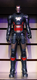 Hasbro 2013 Toy Fair Display Pictures - Titan Heroes - Iron Patriot