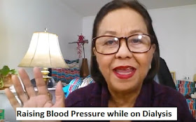 Raising Blood Pressure while on Dialysis