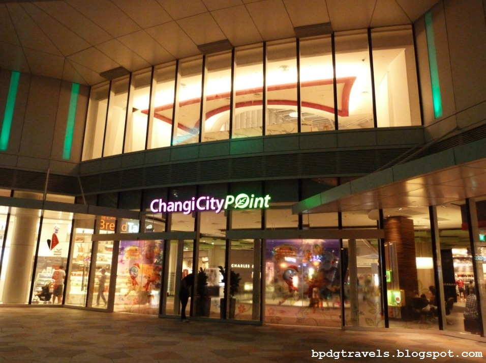 The HENG Family Travel Blog ~: ~ Changi City Point - Garden City ...