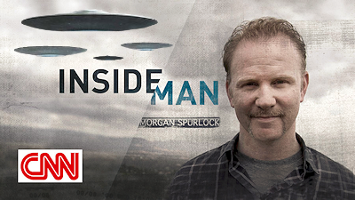 Tracking Kardashians, UFOs and More – Morgan Spurlock is CNN's Inside Man