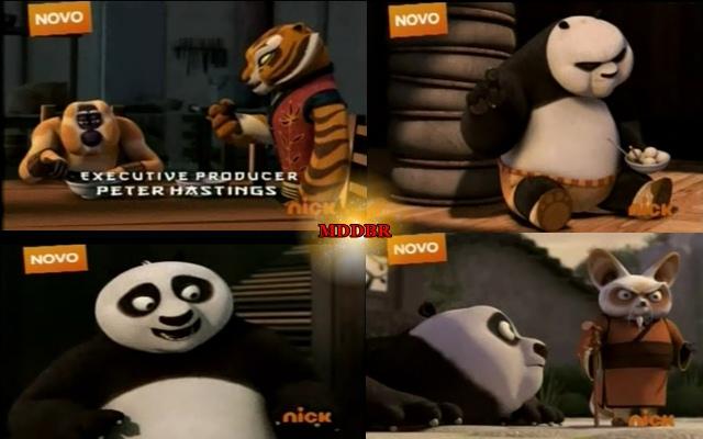 Kung Fu Panda - S01E03 - Sticky Situation Dublado Exclusivo