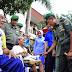 Rakyat Sehat Bersama TNI, Layani 3.000 Pengobatan Massal di GOR Cengkareng