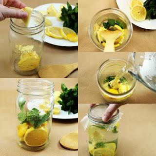 Cách làm 3 đồ uống thơm mát giúp nàng giảm cân hiệu quả3
