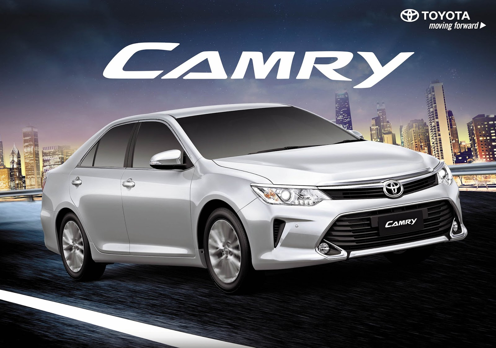 new 2015 toyota camry aims to set benchmark once more w brochure philippine car news car. Black Bedroom Furniture Sets. Home Design Ideas