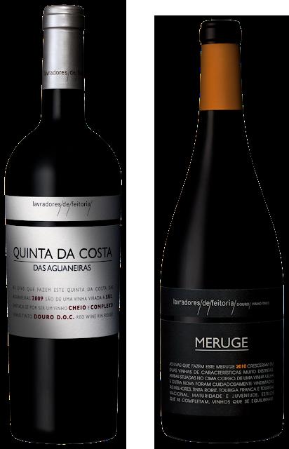 Divulgação: Vinhos do Douro: Lavradores de Feitoria lança dupla de tintos de terroir - reservarecomendada.blogspot.pt