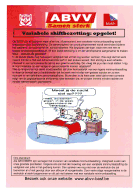 Variabele shiftbezetting opgelet! (juli 2009)