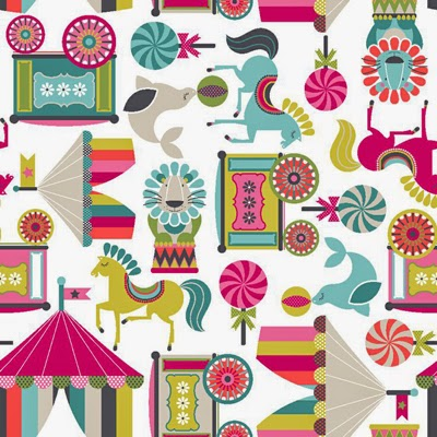 circus patterns printable - photo #41