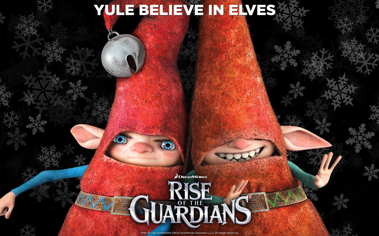 Elves : Rise of the Guardians Movie Wallpaper