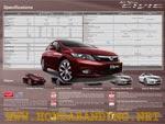 Spesifikasi Mobil Honda Civic