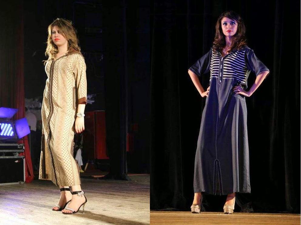جديد الجلابة المغربية العصرية