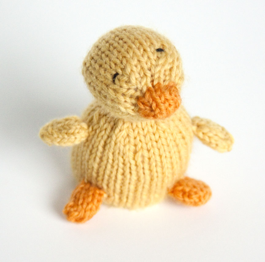 Free Knitting Patterns Toy Duck : Show and Tell Meg: 2013-08-25
