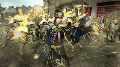 Dynasty Warriors 8 Empires-CODEX TERBARU 2015 screenshot