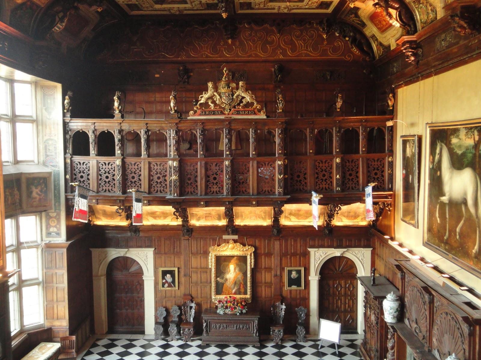 Hatfield House Dining Room