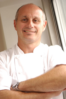 David Sharland, executive chef at The Seafood Restaurant in Padstow