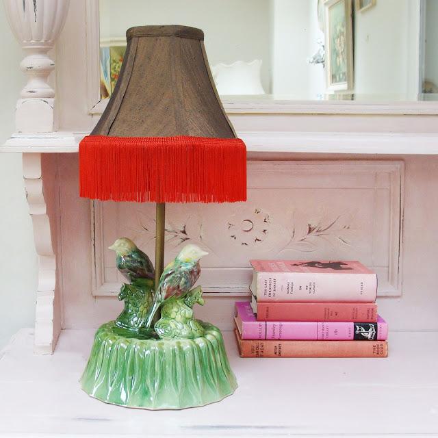 birds of paradise lamp