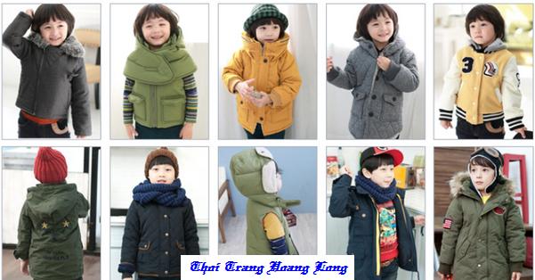 Thanh lý quần áo trẻ em thời trang các loại