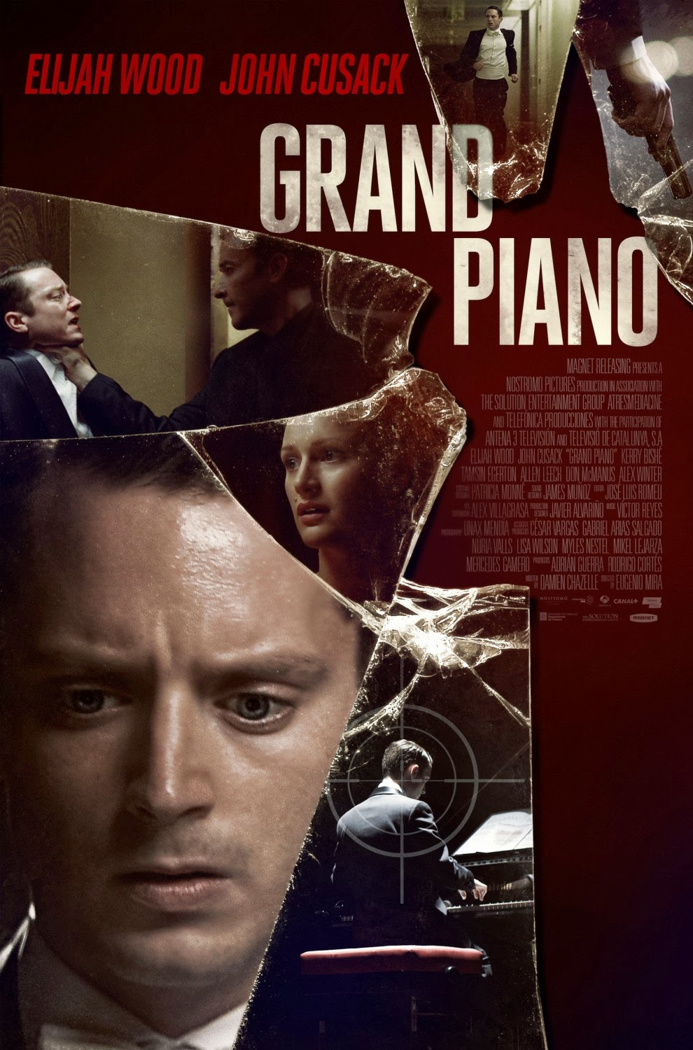 horror 101 with dr ac grand piano 2013 movie review