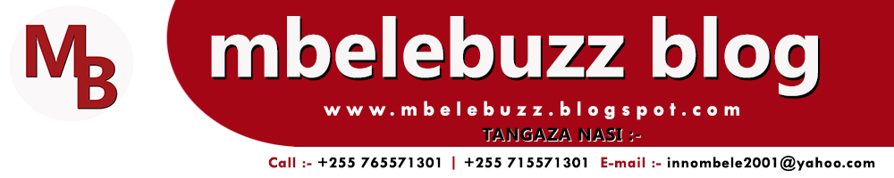 Mbelebuzz Blog