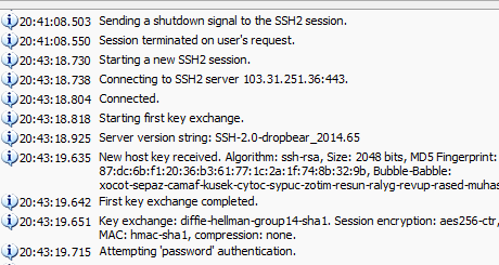 Free SSH Server Indonesia Support PPTP, UDP, Squid 20 Oktober 2014