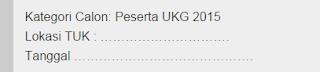 cara lihat jadwal UKG di internet