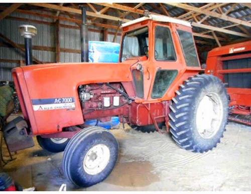EQ-23756 Allis Chalmers 7000 parts