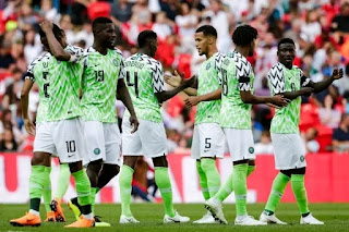 Nigeria vs Iceland: Presidency reacts to Super Eagles win