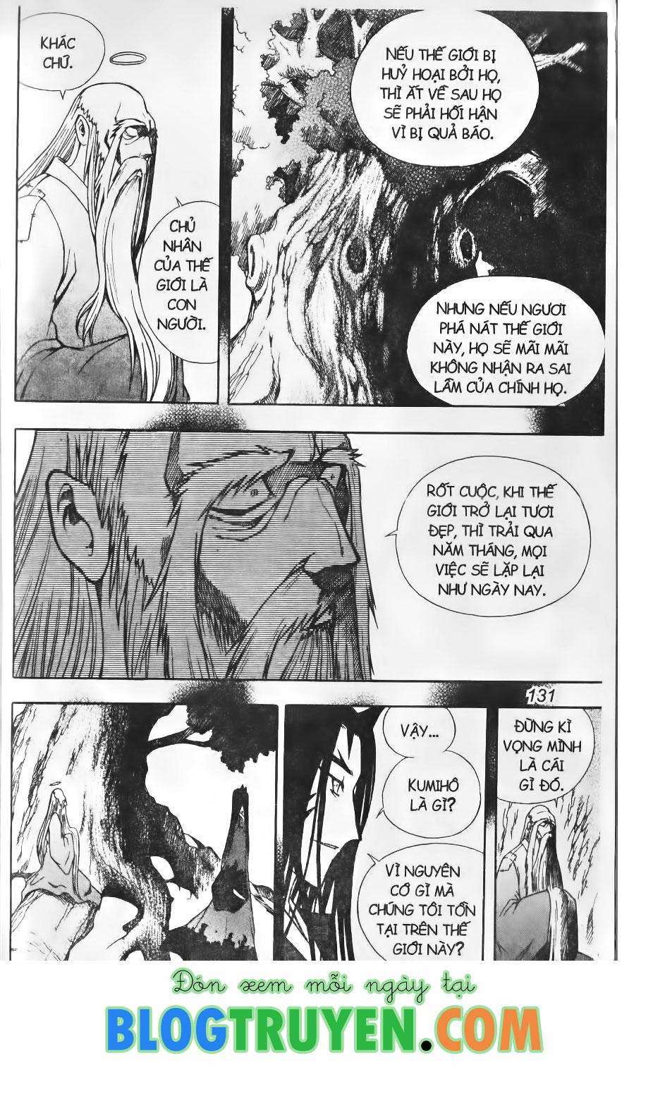 Gumiho – Hội Pháp Sư chap 78 Trang 24