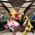 Ganhe a série completa de 'Power Rangers Samurai'