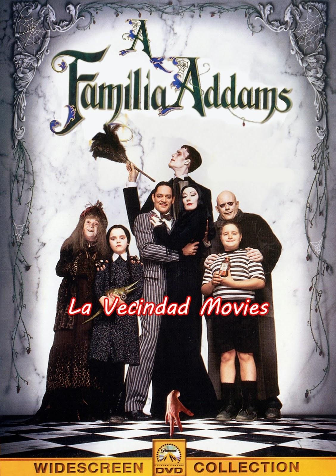 A Família Addams – Dublado (1991)