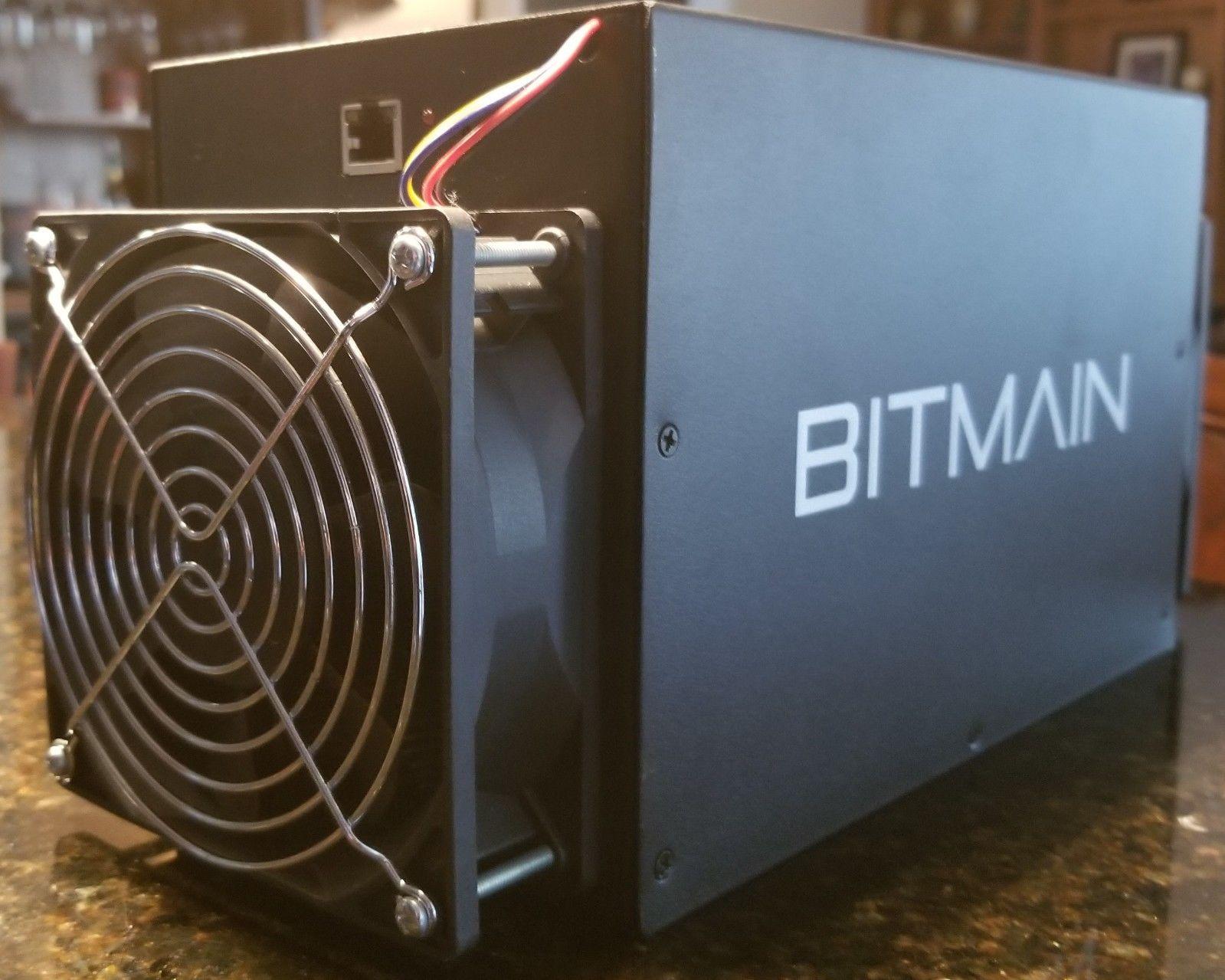 Antminer S3 Bitcoin miner - $350