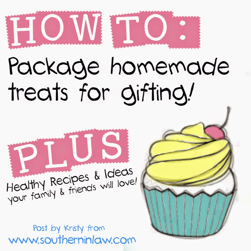 How to Package Homemade Treats for Gifting - Easy Homemade Gift Ideas How-To