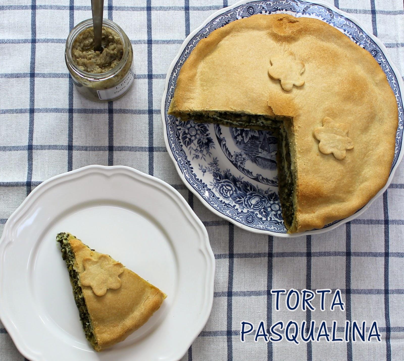 Torta pasqualina tourte pascale italienne revisit e blogs de cuisine - Blog de cuisine italienne ...