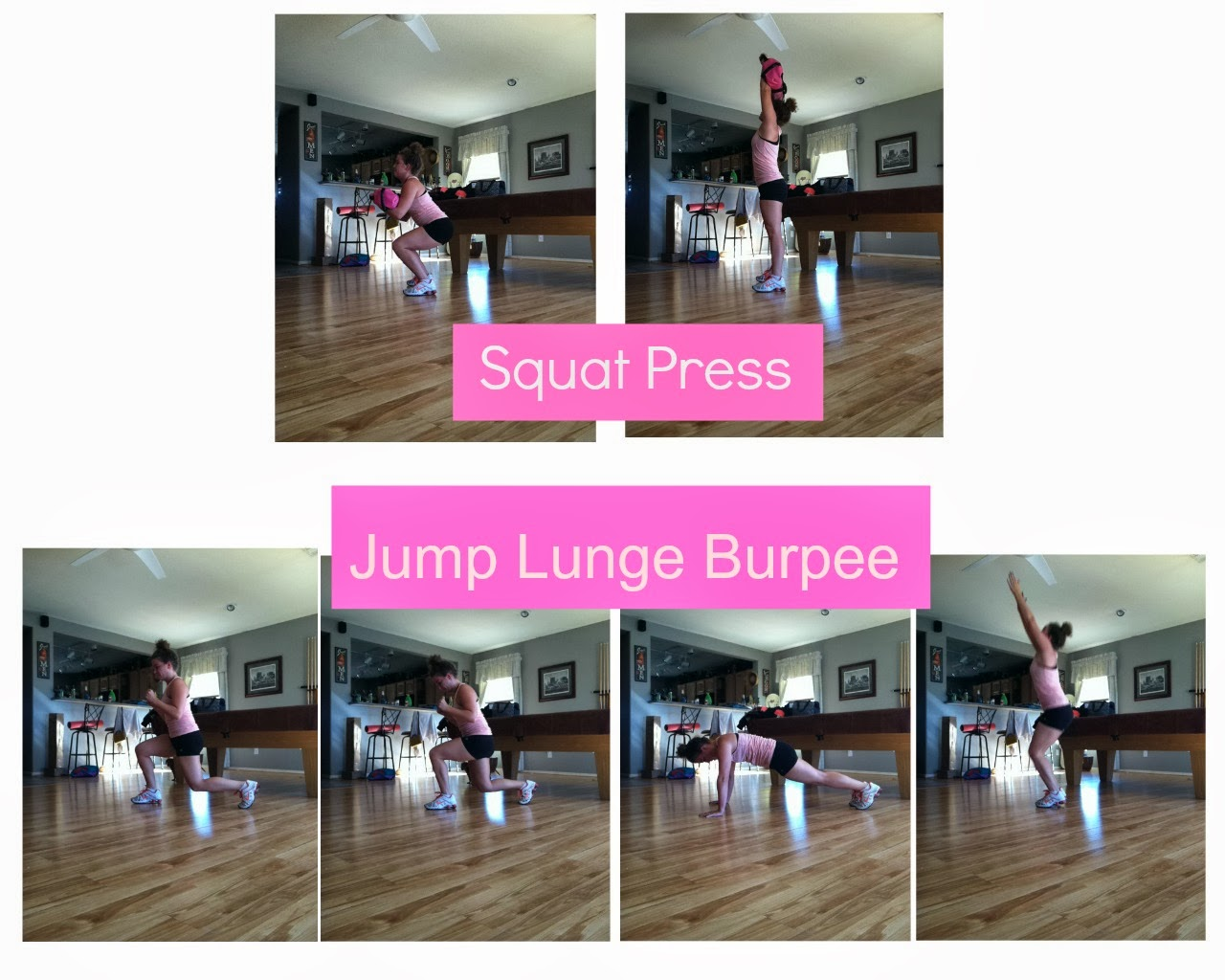 Daily hiit recipes daily hiit recipe for Living room routine