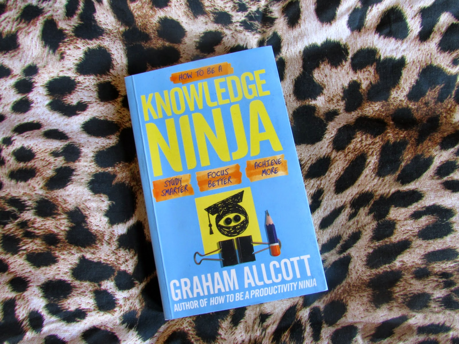 amber love student life how to be a knowledge ninja i decided to post this in my student life series rather than as a book review but this book can and should be by anyone not just students