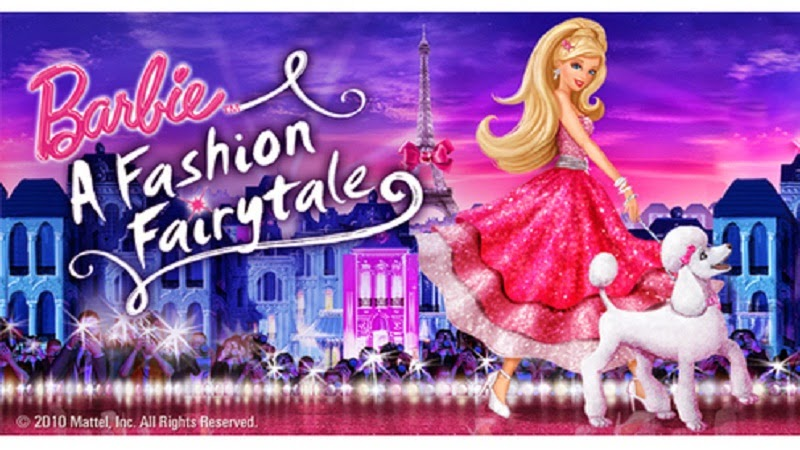 Watch Full movie: Barbie: A Fashion Fairytale (2010) 68