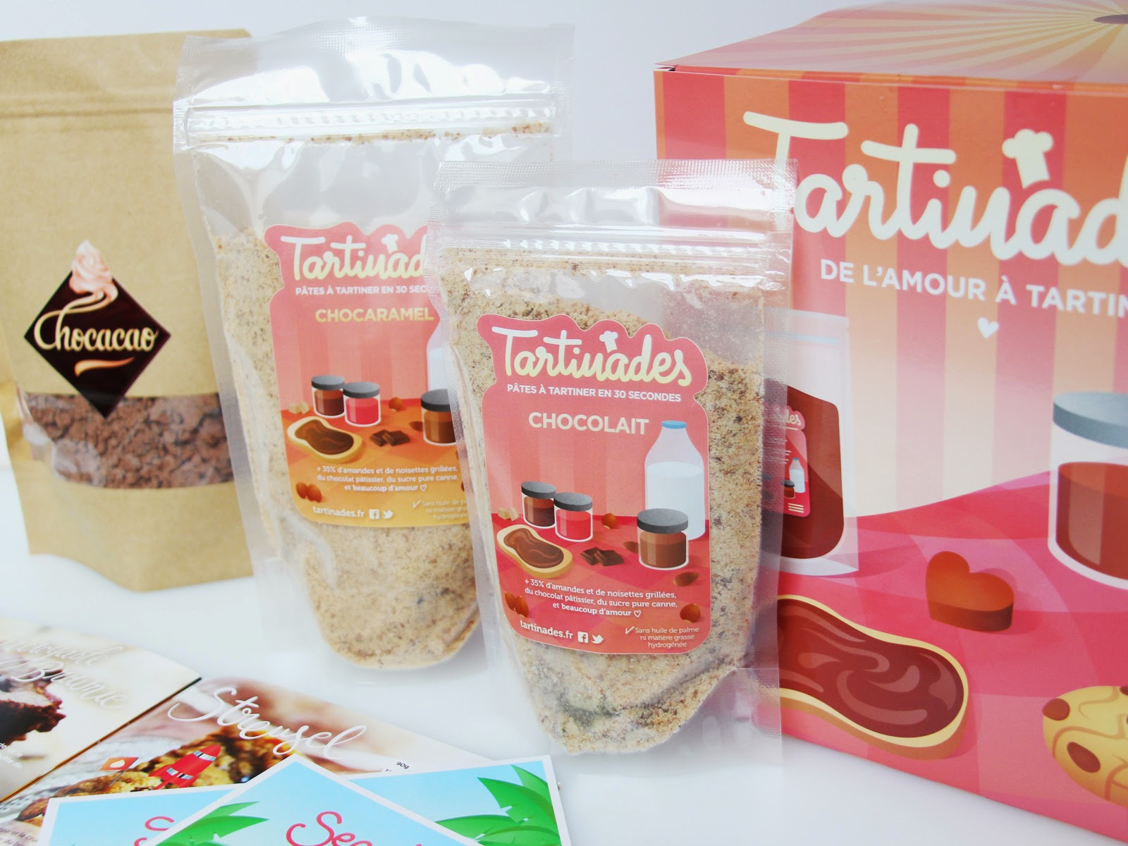 tartinade, tartibox