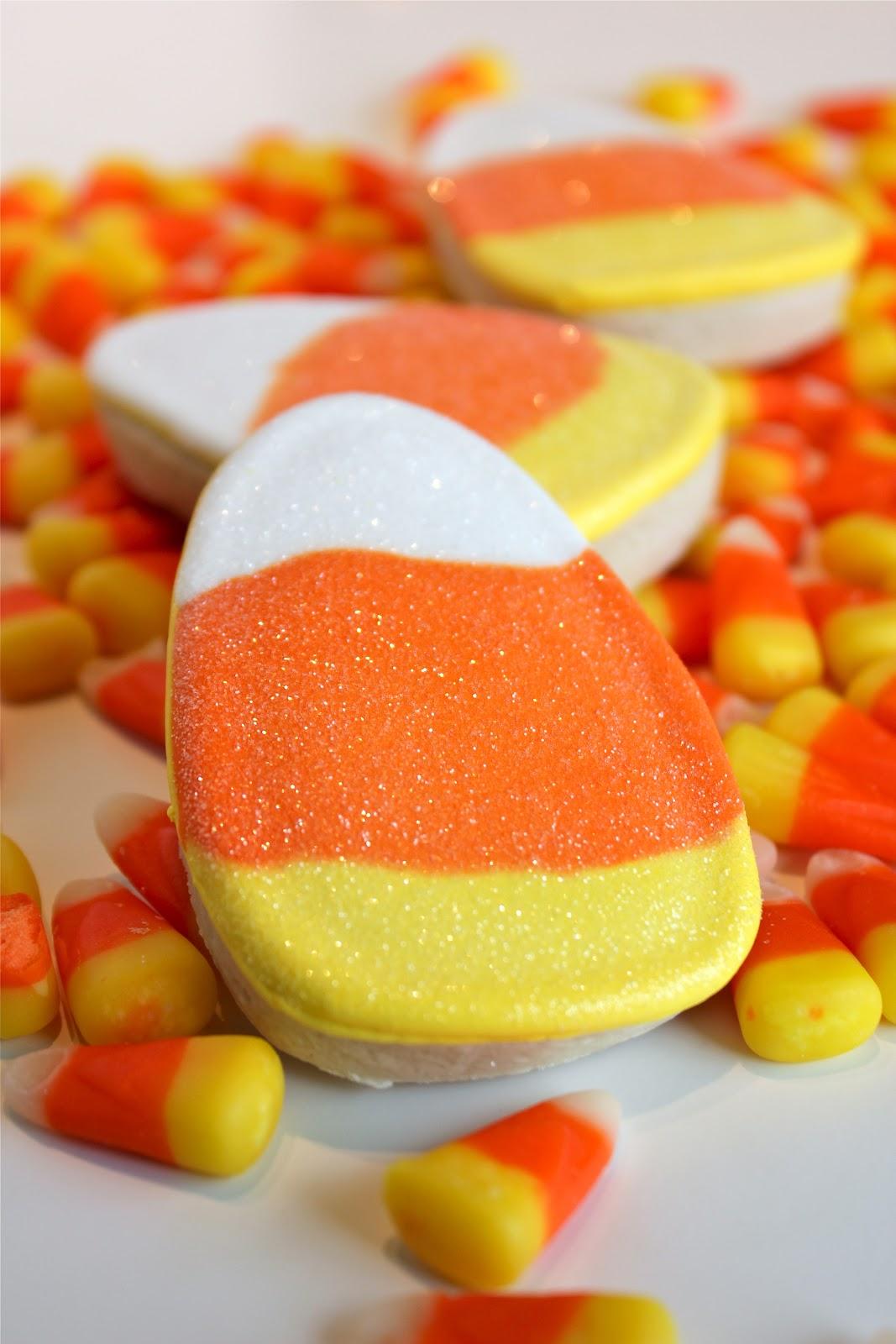Sugar Bea S Blog Candy Corn Cookies