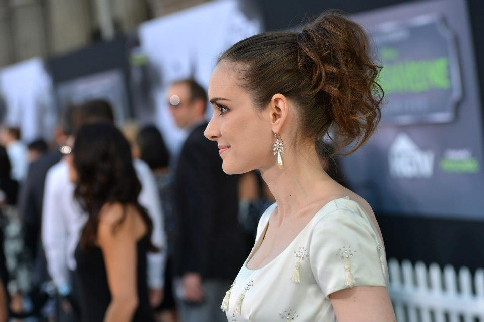 Winona Ryder Profile