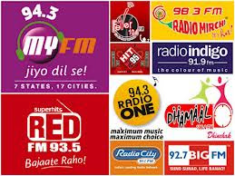 Top 20 Radio Stations List